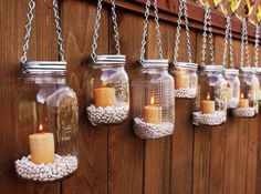 Crafty Projects to Upcycle Your Old Mason Jars : theBERRY