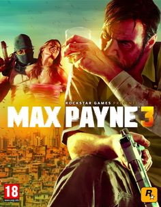 Max Payne 3....amazing how these people end up with such superb games!!