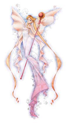 Usagi Tsukino-Sailor Moon on SailorSuitedSenshi - DeviantArt Sailor Moon Tattoos, Sailor Moons, Sailor Moon Manga, Sailor Moon Art, Neo Queen Serenity, Princess Serenity, Princesa Serena, I Love You Pictures, Group Pictures