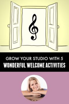 Great ideas! 5 Wonderful Ways To Welcome Your Piano Students… Without Wasting Time