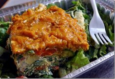 vegan pumpkin lasagna #vegan #pumpkin #recipe