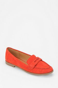 Cooperative Sloane Suede Loafer  #UrbanOutfitters