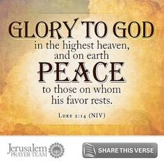 Luke 2:14