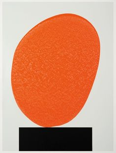 David Batchelor -- looks a bit like Adolph Gottlieb -- like both.