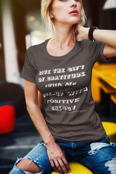 We've all been at the point that we've done something stupid while drinking. Tell everyone that it was the wines fault, not yours Spiritual Clothing, Unisex Fashion, Womens Fashion, Christian Gifts For Women, Inspirational Quotes For Women, Cotton Style, Black Women, T Shirts For Women, Lady