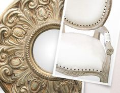 I pinned this from the Classic Redux - Inspired Furniture & Accents event at Joss & Main!