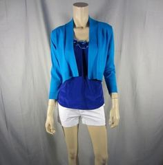 DESPERATE HOUSEWIVES GABRIELLE SOLIS WORN SWEATER REBECCA TAYLOR TOP SHORTS 822