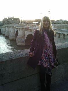 Un peu de ma vie à Paris...