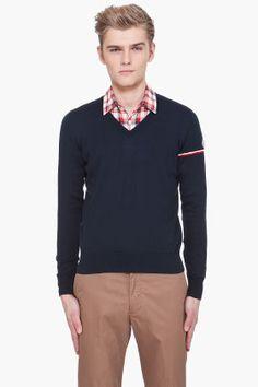 #Monclear #knit #menswear @SSense $290