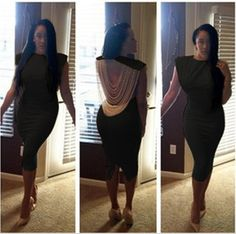 Scoop Backless Bodycon Sleeveless Long Dress