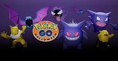 Confirman evento de Halloween para Pokémon GO - LEVELUP