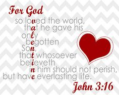 valentine's day scripture quotes