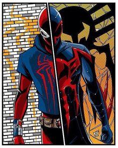 Scarlet Spider/Spidey 2099