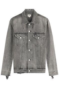 CITIZENS OF HUMANITY - Cotton Denim Jacket  STYLEBOP.com
