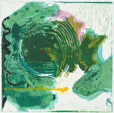 Helen Frankenthaler, Radius, 1993 http://somedevil.tumblr.com/post/110663066427