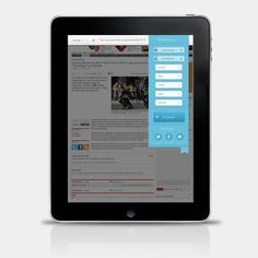 Niiiws3 design by Luis Vaz. - Best Mobile Designers In The World   Scoutzie