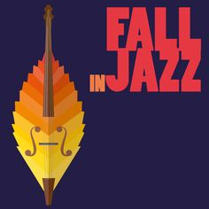 Fall In Jazz by Jacopo Dessì, via Behance