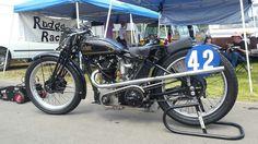 Rudge Radial 350 cc 1929
