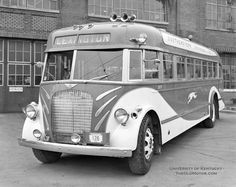 Greyhound Bus-MAN! How I would love to roll up to a music festival in something like this!