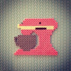 Baking hama beads by audurrg