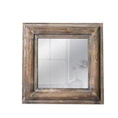Rustykalne lustro idealne do przedpokoju lub łazienki. Zobacz w naszym sklepie: http://mood-board.pl/sklep/produkty/lustro-rustic#
