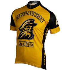Appalachian State Mountaineers NCAA Road Cycling Jersey