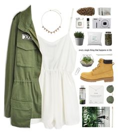 """living"" by mxrs ❤ liked on Polyvore featuring Docksteps, Ray-Ban, Dogeared, Korres, Kate Spade, Madewell, Topshop, Muuto, Sephora Collection and Nikon"