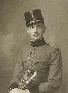 Archduke Otto of Austria, also known as Otto von Habsburg (1912-2011) was one of the last  pre-WWI royals.  He was the last Crown Prince of Austria-Hungary before its dissolution in 1918.  Unlike many dispossessed royals, Otto adapted well to life as a private citizen.  He got an advanced university education and became active in politics, fighting against both the communists and the nazis.