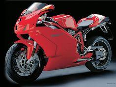 Italian love... Ducati 749s