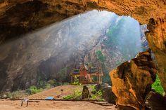 第7位 クーハーカルハット宮殿(King's pavilio)/タイ なんなら週末行ける!?アジアの絶景・秘境ランキングTOP10