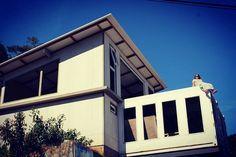 Minha Casa Container  A Minha Casa Container no Vlog 'Becher a Bordo' - Minha Casa Container