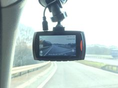 Rocking my new #dashcam for in car #safety. Using #modern #cheap #tech to protect me  www.how2useit.co.uk