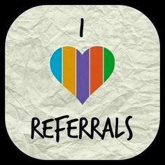 I LOVE referrals! Do you know someone who would benefit from the awesome products from Rodan + Fields? Send them my way! I bet there's a thank you gift in it for you from me! Bullard.myrandf.com