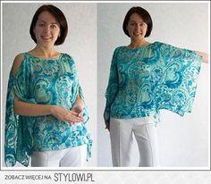 Cucire tunica stessi - rapidamente e facilmente | La no… na Stylowi.pl