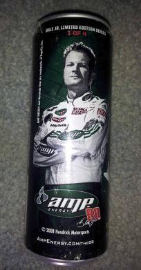 Dale Jr amp Energy Drink - 1 of 4 in Set