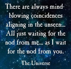 A message from the universe ✨ Inspiring Yoga Quotes Last Yogi Standing