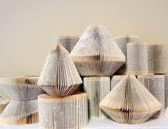 Image result for book page folding designs