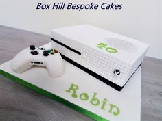 Xbox Cake by Noreen@ Box Hill Bespoke Cakes