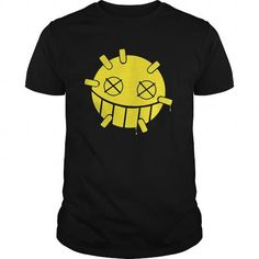 I Love Junkrat Smiley Spray Tee Shirt T shirts