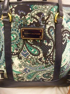 Tommy Hilfiger Tote Style 6921350 421 Color Blue Retail Price $ 89.00 +     Brand New with Tags  Check my ebay store for more Tommy hilfiger items: http://stores.shop.ebay.com/TopDesignersJeans4U     TopDesignersJeans4U Top Designers Jeans we ship anywhere in the world!    Follow us on Twitter:  https://twitter.com/TopDesignersJeans4u  Like us on Facebook:  https://www.facebook.com/pages/TopDesignersJeans4U  Pint us on Pinterest
