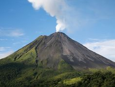 Encounter the natural beauty of Costa Rica, from La Fortuna's volcano to Monteverde's cloud forest to the pristine beaches of Manuel Antonio National Park.