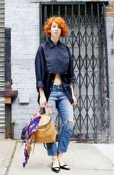 The Top 10 New York Fashion Bloggers via @WhoWhatWearUK