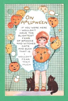 We do all we can to ensure the safe arrival of your item. Retro Halloween, Halloween Poems, Vintage Halloween Cards, Halloween School Treats, Fairy Halloween Costumes, Halloween Party Supplies, Dog Halloween, Couple Halloween, Holidays Halloween