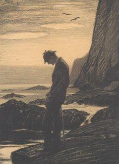 Frederic Dorr Steele Sherlock Holmes