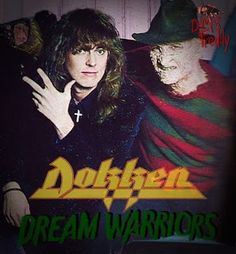 2 COOL GHOULS: Freddy Krueger rare footage from Dream Warriors