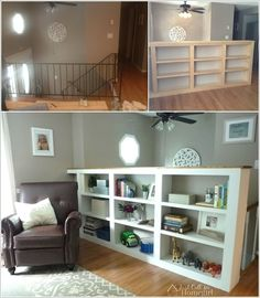 Need a home for the collection of your ever increasing books? Is yes then how about building a bookcase? We thought of bringing you some unique kind of boo