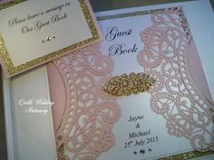 Hey, I found this really awesome Etsy listing at https://www.etsy.com/ru/listing/217944651/blush-and-gold-luxury-wedding-guest-book