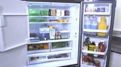 Did you know that the temperature in your refrigerator can vary from spot to spot? Here's how to organize a refrigerator for maximum freshness from Consumer Reports.