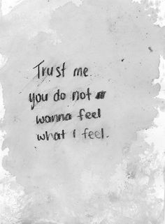 Life with Fibromyalgia/ Chronic Pain - trust me you do not want to feel what I feel but you could make an effort to understand what it's like. Sad Quotes, Life Quotes, Qoutes, Bipolar Quotes, Moving Quotes, Quirky Quotes, Anxiety Quotes, Heart Quotes, Daily Quotes