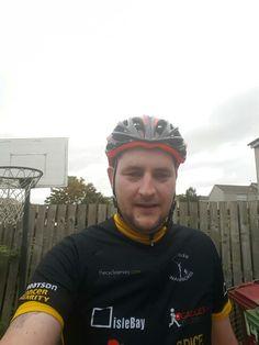 Back on the Bike